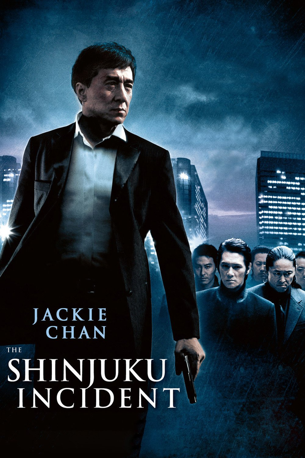 """Poster for the movie """"Shinjuku Incident"""""""