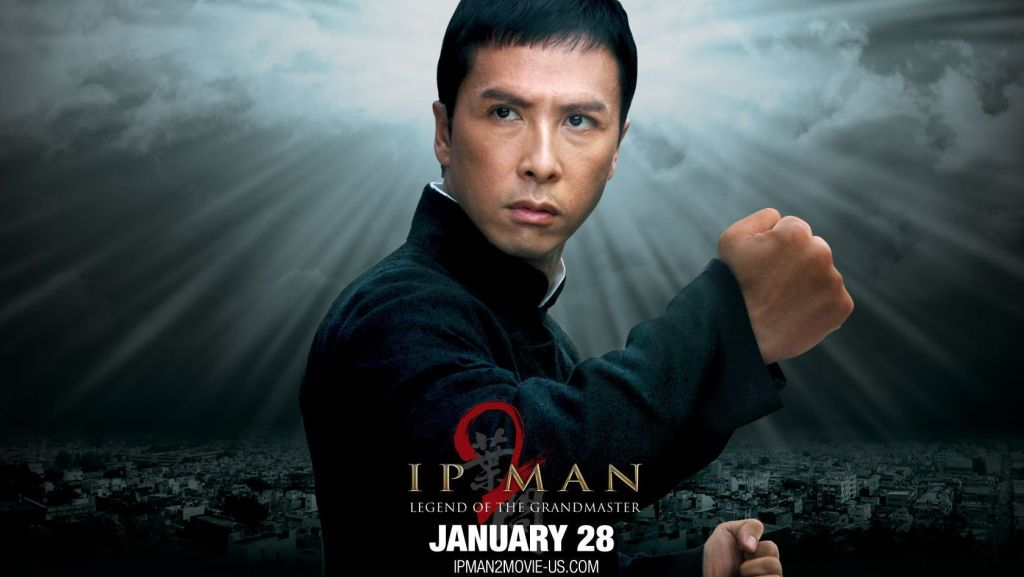 """Image from the movie """"Ip Man"""""""