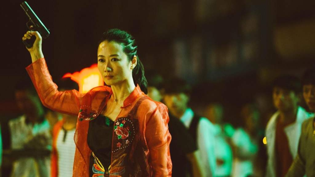 """Image from the movie """"Ash Is Purest White"""""""
