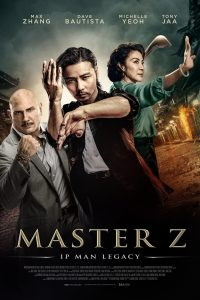 """Poster for the movie """"Master Z: Ip Man Legacy"""""""