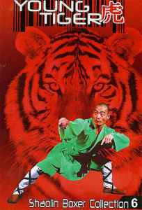"""Poster for the movie """"The Young Tiger"""""""