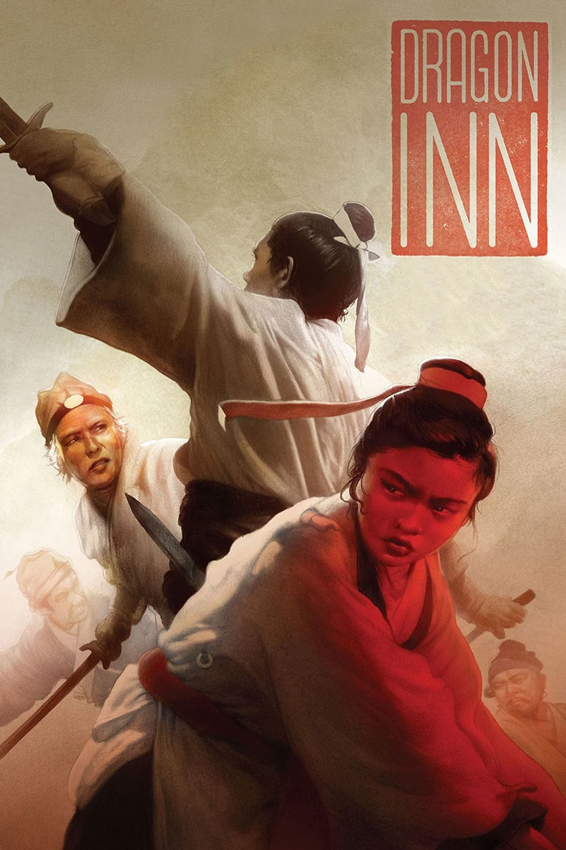 "Poster for the movie ""Dragon Inn"""