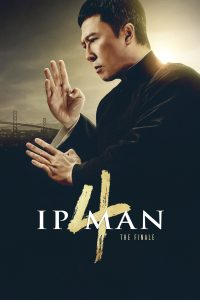 """Poster for the movie """"Ip Man 4: The Finale"""""""