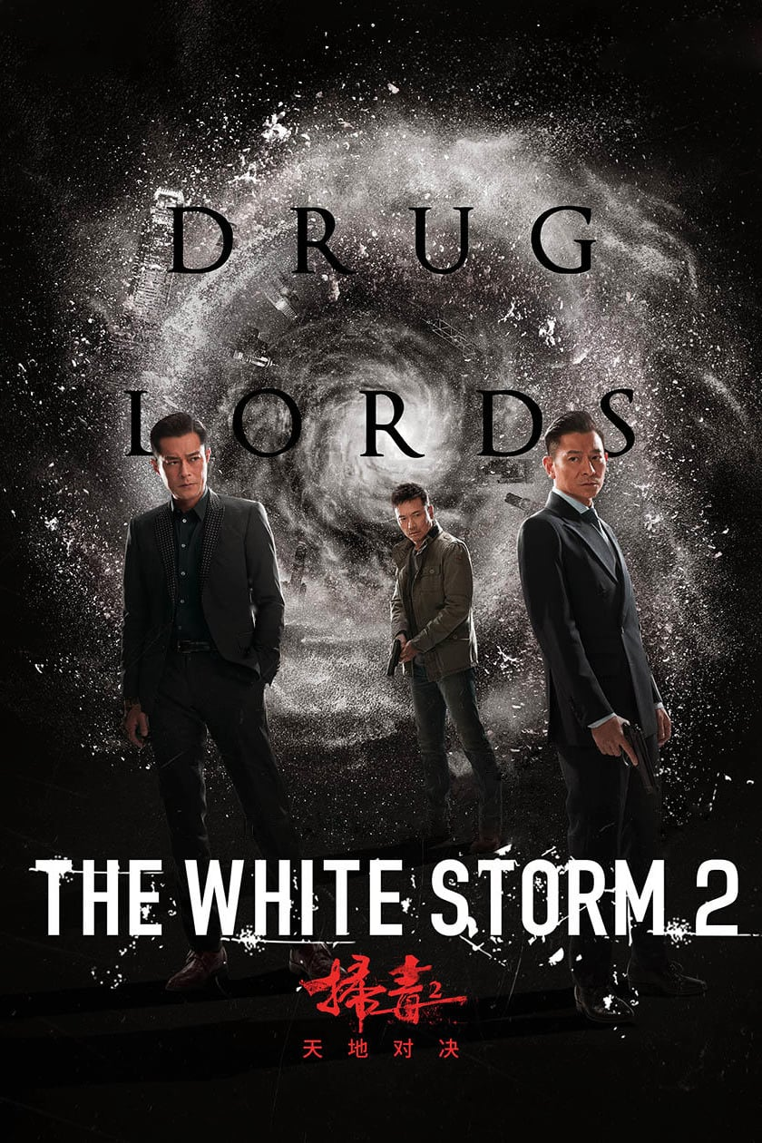 """Poster for the movie """"The White Storm 2: Drug Lords"""""""