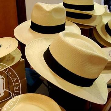 """巴拿马草帽 — """"世界上最好的草帽"""""""