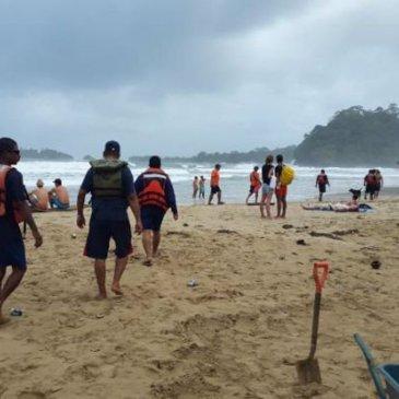 加拿大遊客於牛口省海灘失踪