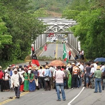 土著人拒绝与政府对话  国家工程被迫停工