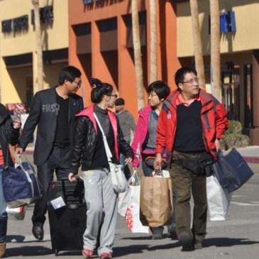 游客在巴消费金额达19亿美元