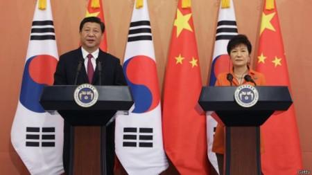 """韩国以""""国益考虑""""为由宣布加入亚投行"""