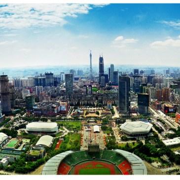 每日视频—广州城市形象宣传片2015