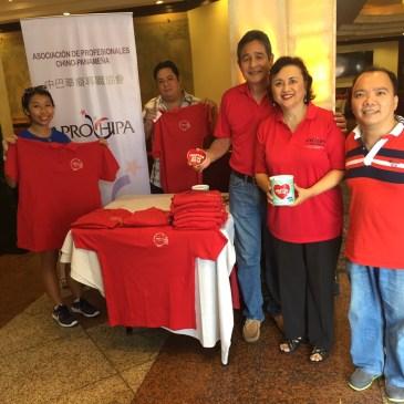 巴拿馬華裔專職協會為2015 年TELETON20-30舉行義賣筹款活動 Aprochipa apoya al Teletón