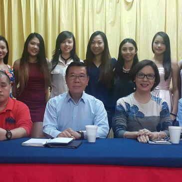 2016年巴拿馬華埠小姐竞选活动正式开锣 – Inicio oficial de la organización de la  Reina China de Panamá 2016