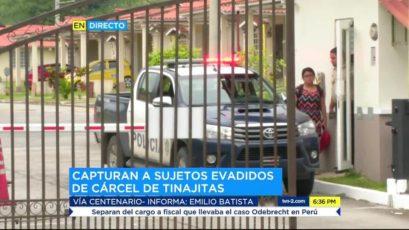 两名哥伦比亚籍逃犯逮捕归案