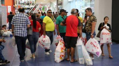 2千多名哥斯达黎加人进入巴拿马购物度新年