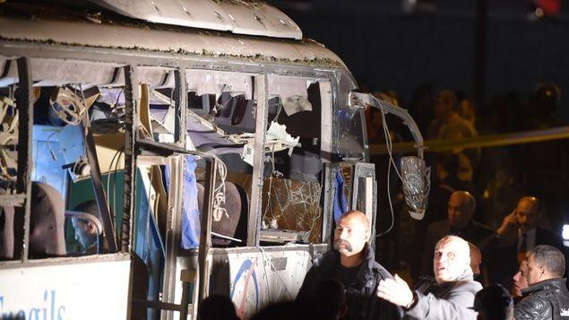 巴拿马谴责埃及游客巴士遭袭事件