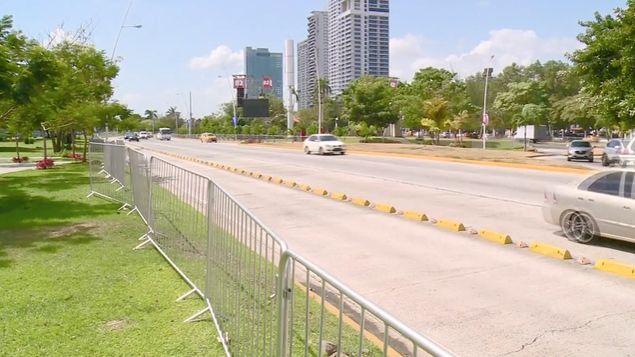 海滨大道从下周一上午6时开始封路