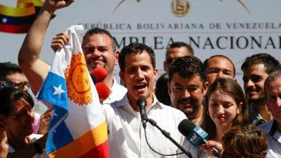 快报:委内瑞拉不满巴拿马支持委国会主席