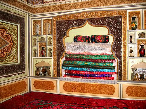 Ayiwang Uyghur Houses in Xinjiang  ChinaBlogcc