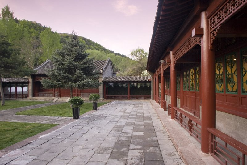 ChinaBlogcc  Blog Archive  Siheyuan the Chinese