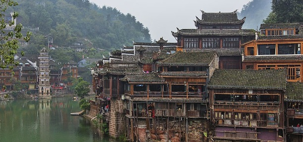 All Is Not Lost: Ancient Town Preservation In China