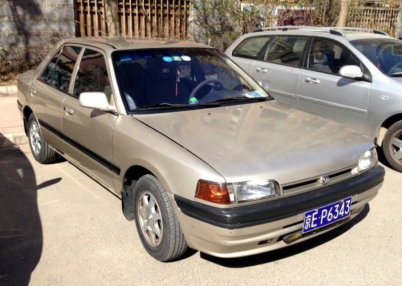 Hainan Mazda 323 CA7130