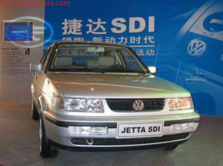 FAW-Volkswagen Jetta SDI