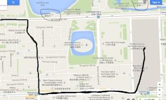 方政_六部口地图