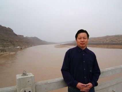 Gao Zhisheng (高智晟) around 2005.