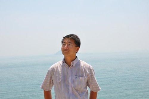 Zhang Kai. Photo via his blog.
