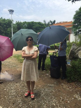 郭飞雄_sister outside prison