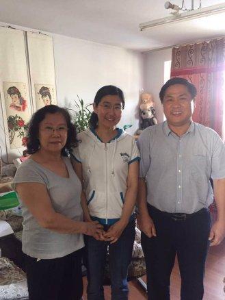 Wang Yu visit_709