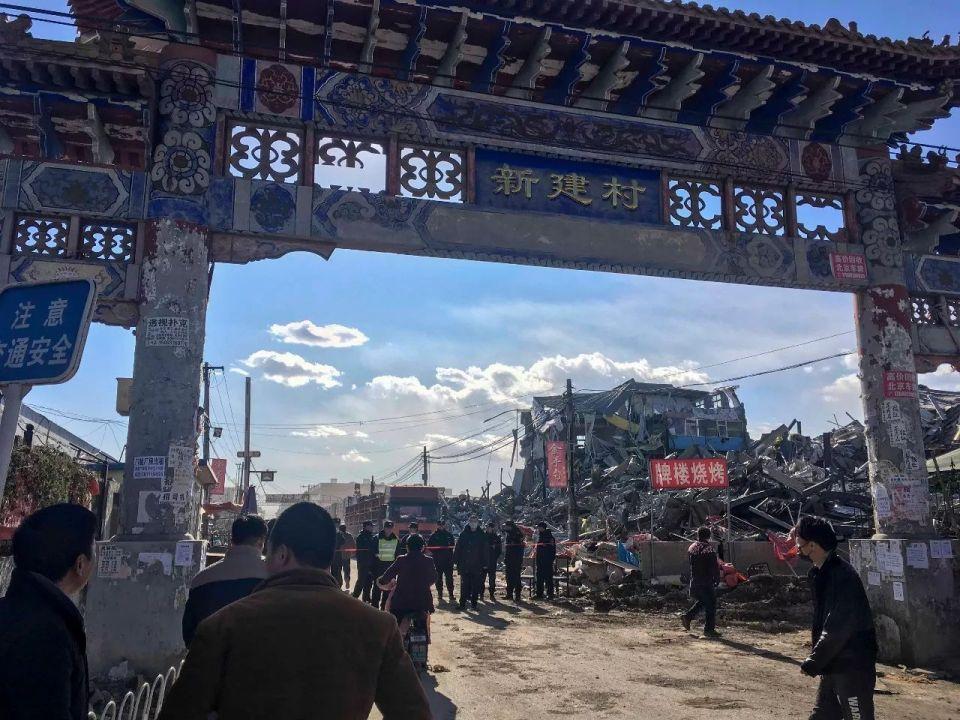 Daxin_xinjiancun-south-gate
