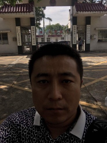 zhen jianghua lawyer Ren outside detention center