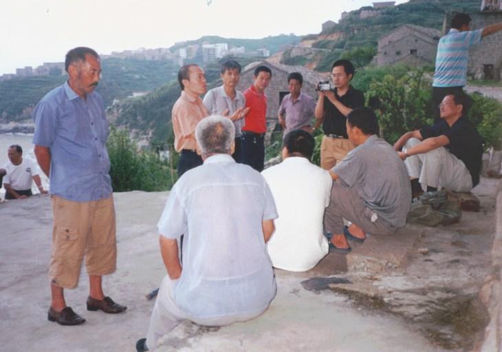 Li Baiguang, 2006, Wenling