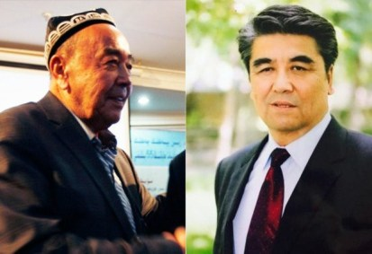 sign series 1, uighur professors