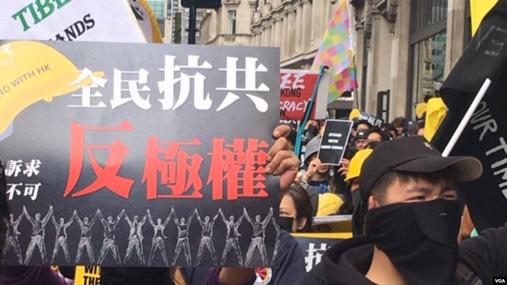 I'm a Hongkonger — A New Cold War Has Begun