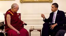 Chinese Students in California Seek Safe Space from Dali Lama