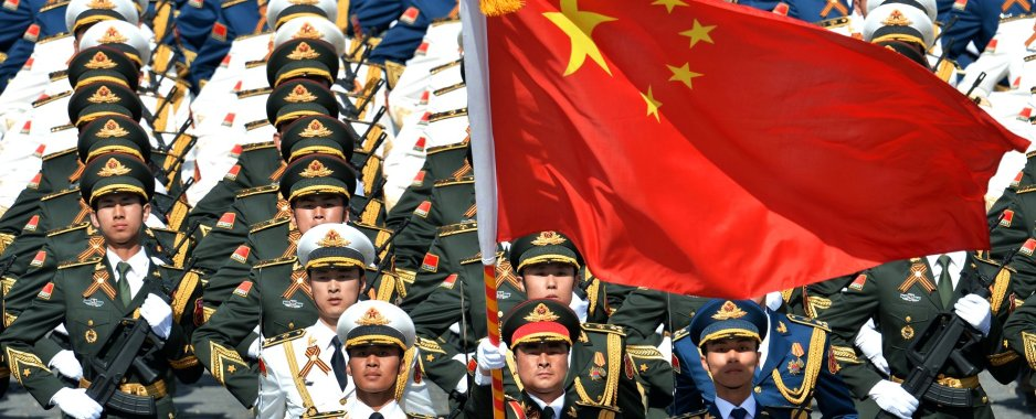 China Investing in U.S. AI with Military Implications