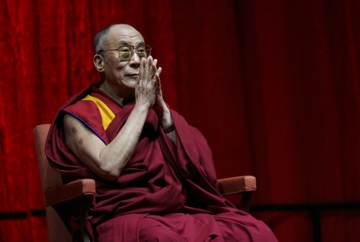 Dalai Lama on China-India Border Dispute