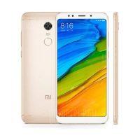 """Résultat de recherche d'images pour """"Xiaomi Redmi 5 Plus Global Version 4G Phablet - GOLDEN et bleu gearbest"""""""