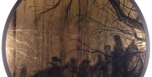 Chinese boudoir and hidden forest   / Tocador de chinas y floresta oculta