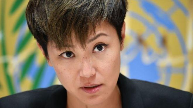 BBC   逃犯條例爭議:香港人國際發聲遭中國批評   中國數字時代