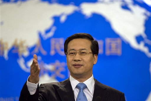 Ma Zhaoxu There Are No Dissidents In China