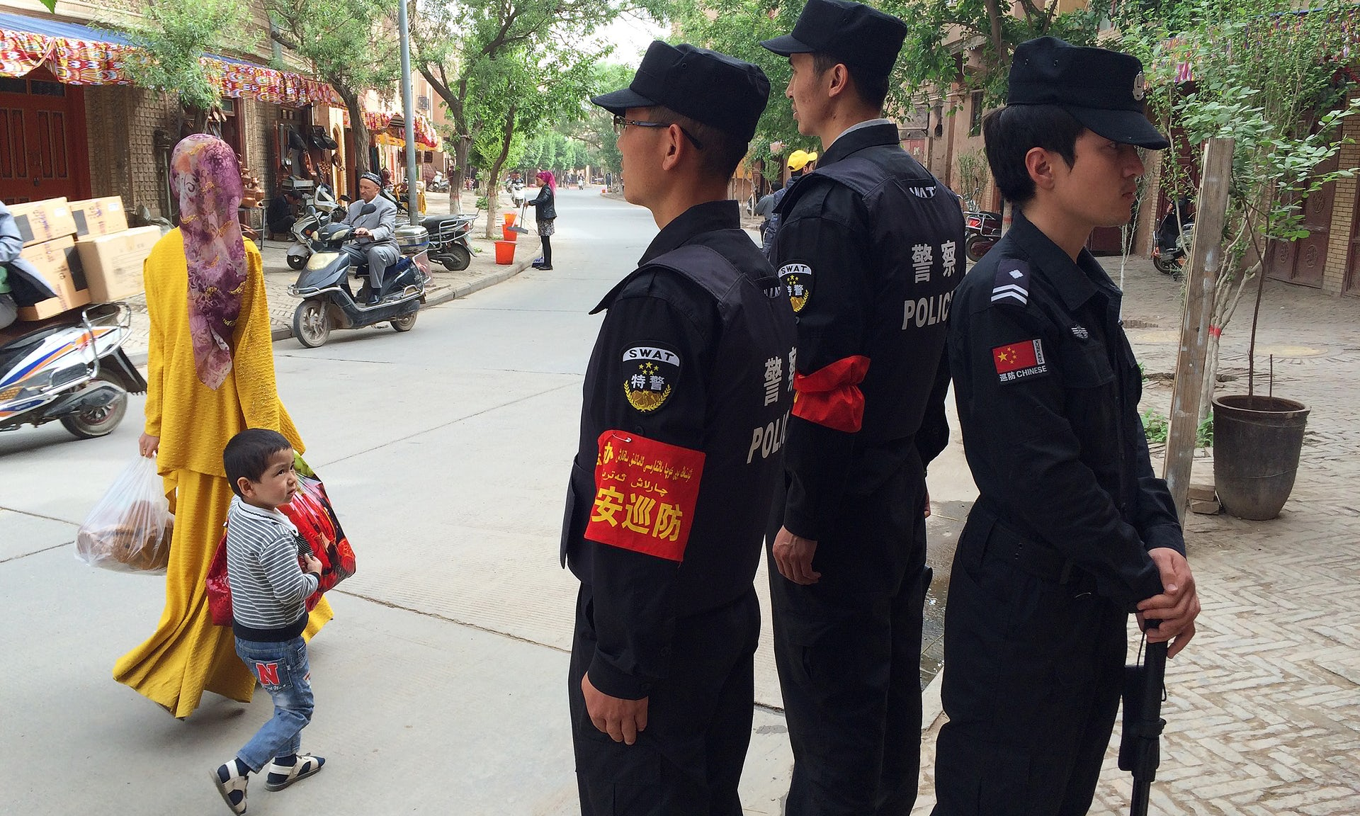 The 'Perfect Police State' is Emerging in Xinjiang - China Digital Times (CDT)
