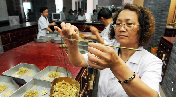 Chinese medicine plays by Western rules to gain acceptance