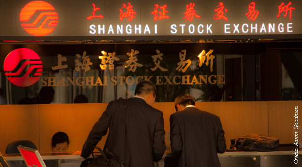 The curious case of a backdoor listing in Shanghai