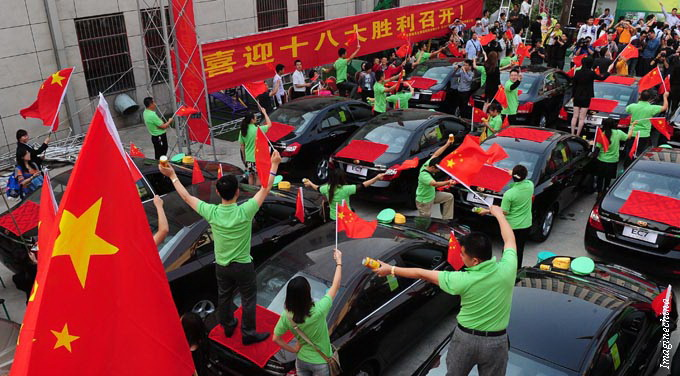 Chinese drivers climb back into Japanese cars