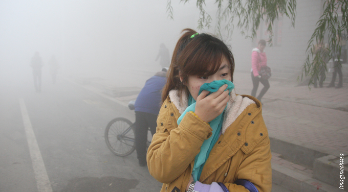 A little smog in northeast China never hurt anyone