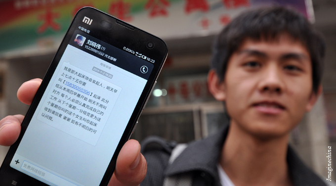 China Mobile will have to make nice with internet firms
