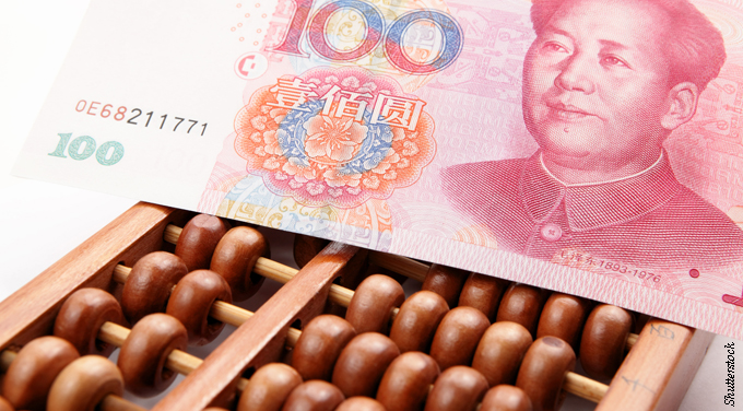 Wring the value added out of every last bit of China's tax